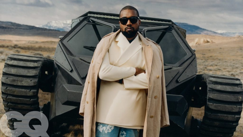 Kanye West on His Next Album, Designing Yeezy, and Kobe Bryant