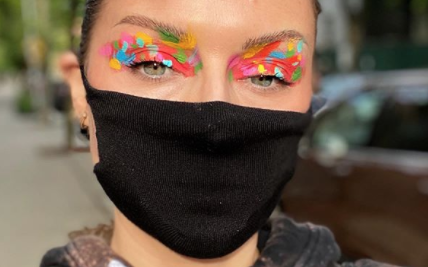 Celebrity MUA-Approved Eye Makeup Looks To Wear With Face Masks