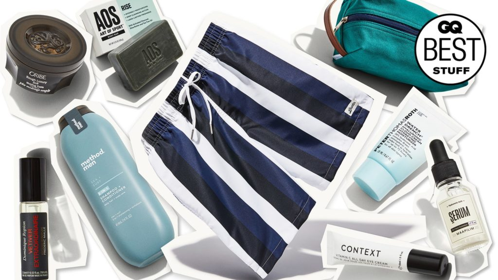 GQ Best Stuff Box Spring 2020: The Latest Box Is Here With All the Self-Care Goods