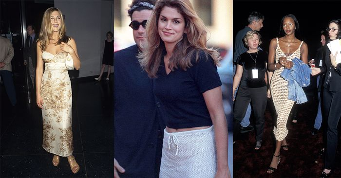 6 Celebrity Throwback Outfits I'd Happily Wear Today