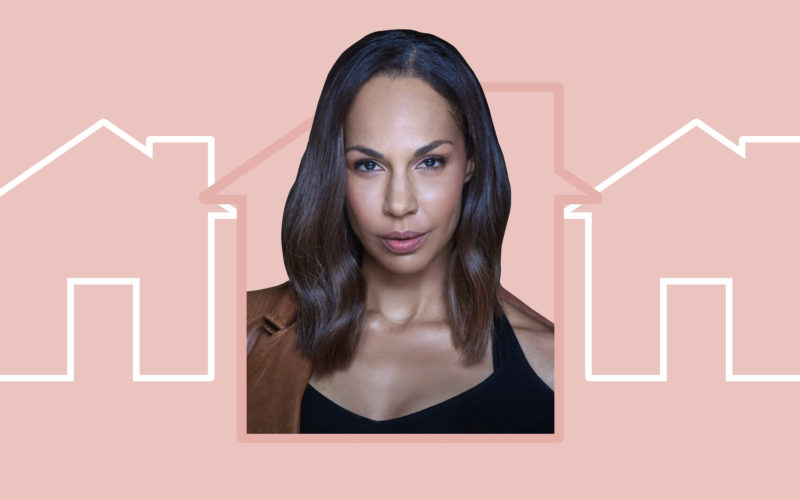 Self-Isolation Diary: A Day in the Life of Amanda Brugel