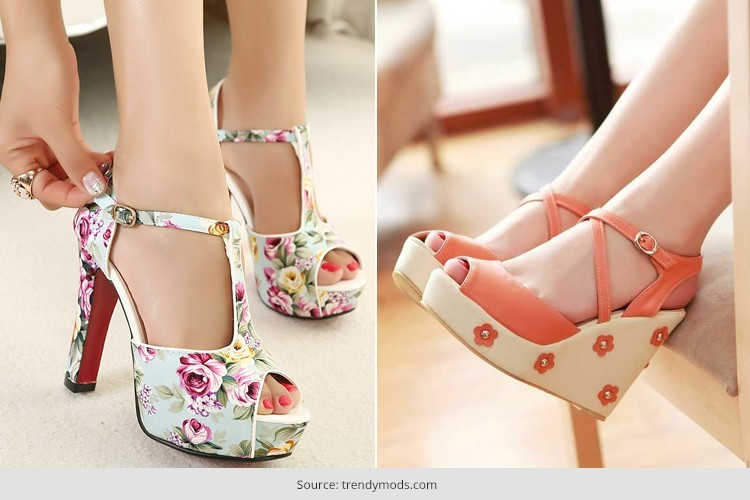 10 Types Of Shoes For Women – Pumps, Boots, Platforms, Wedges