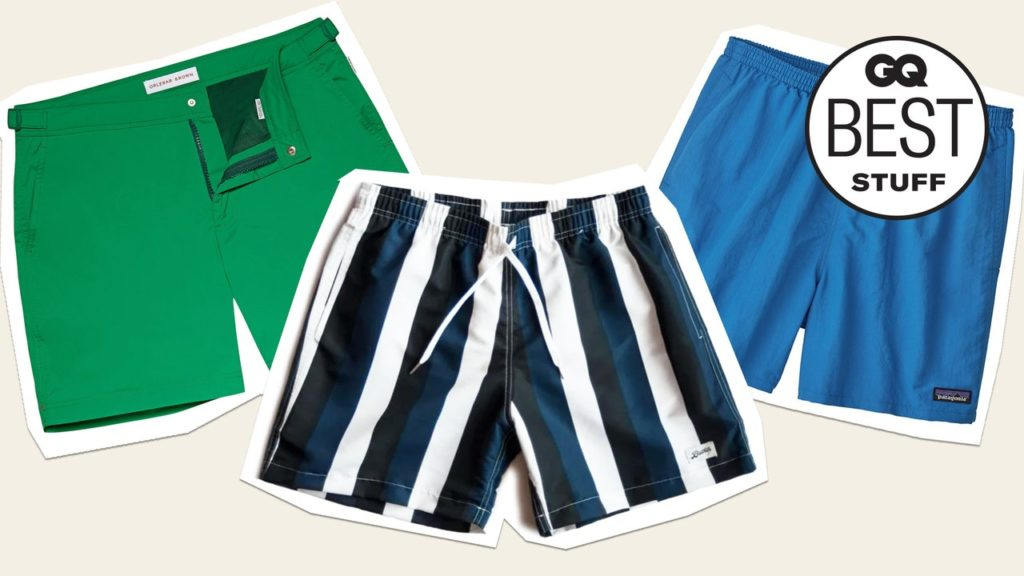 29 Best Men's Swim Trunks in 2020