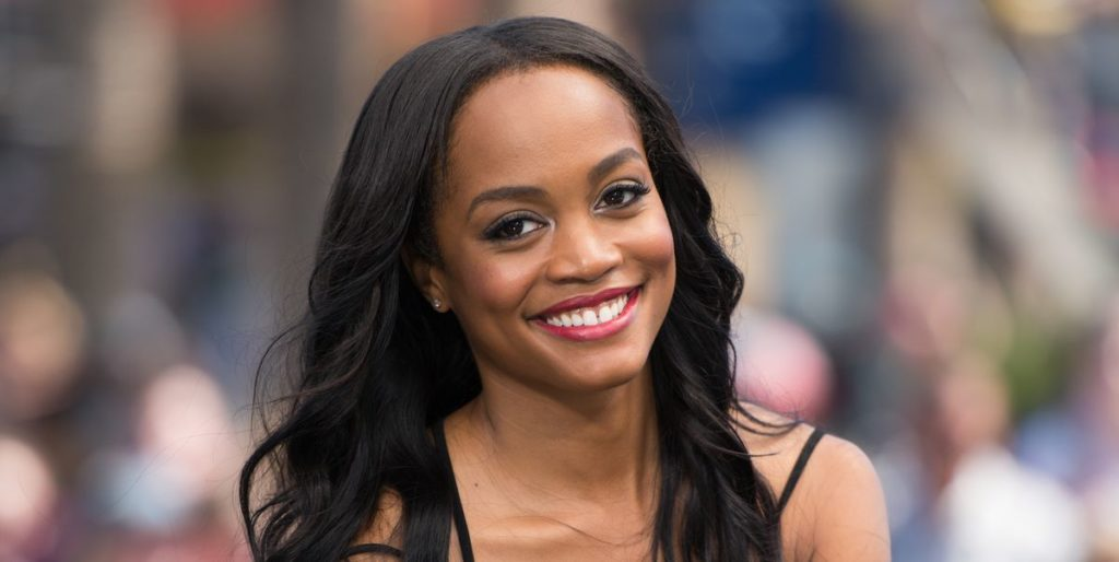 """Rachel Lindsay Is """"Embarrassed"""" By 'The Bachelor' Lack of Diversity"""