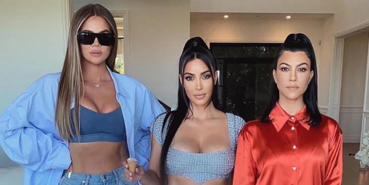 Kim Kardashian's Family Broke Quarantine for Scott Disick's Birthday