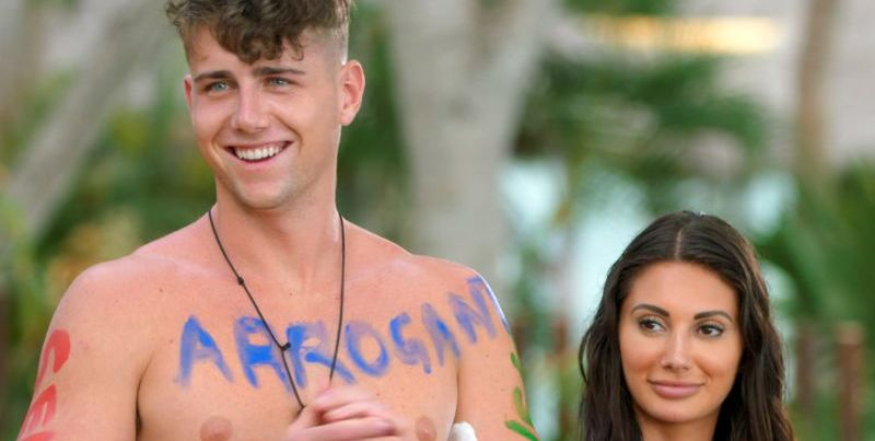 Haley from 'Too Hot to Handle' Thinks She Knows Why Harry Dated Francesca