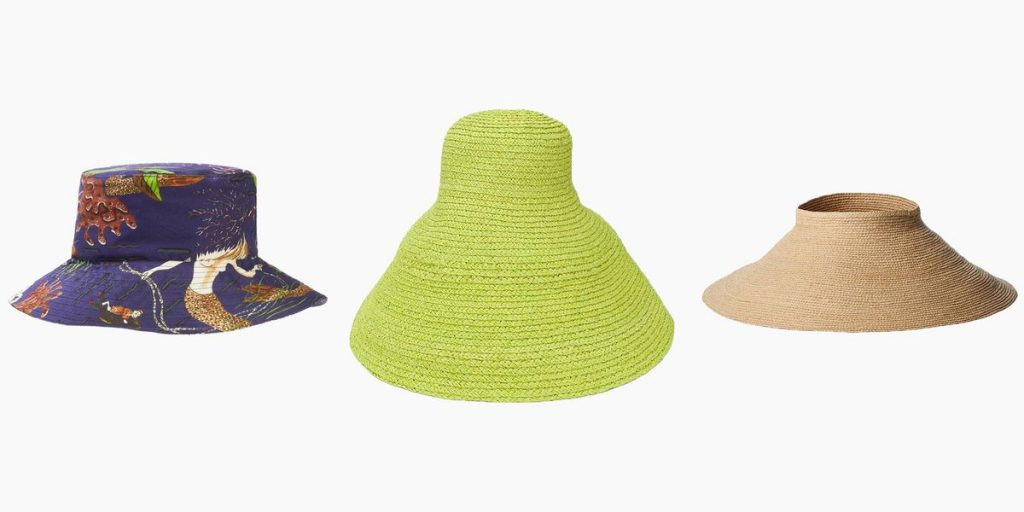 25 Classic Straw Hats for Summer 2020