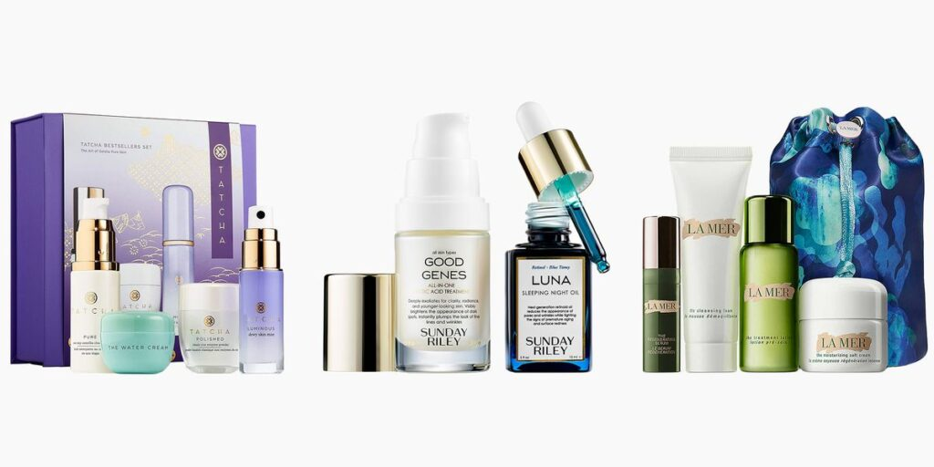 The Best Skincare Bundles Sets 2020