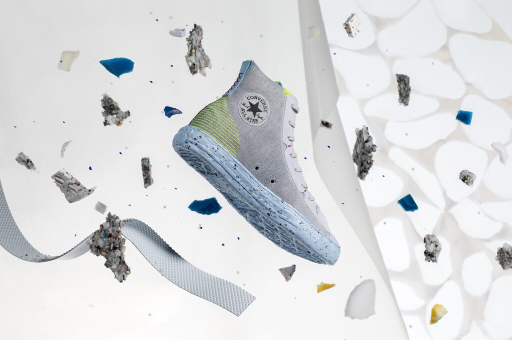 Converse Just Unveiled Its Most Sustainable Sneaker to Date