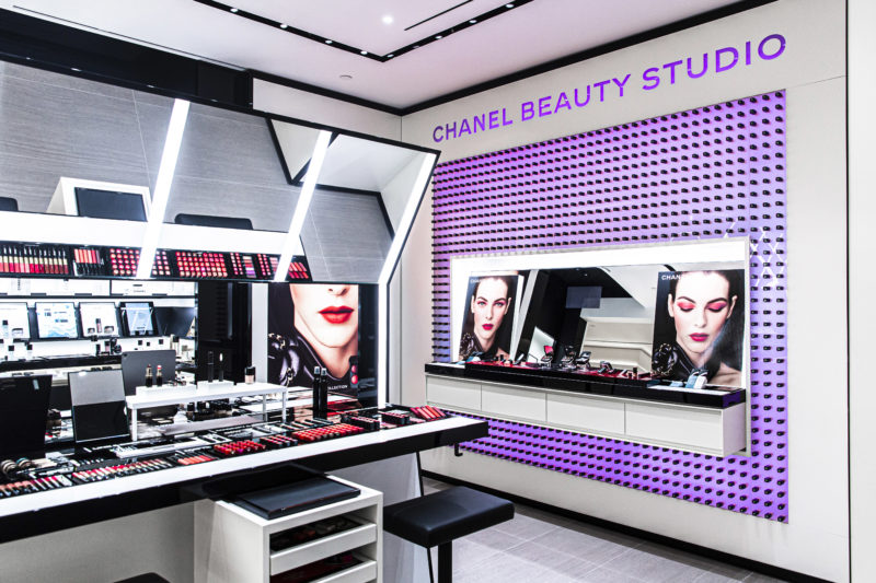 Chanel Opens Its First Beauty Studio in Canada at Holt Renfrew Toronto