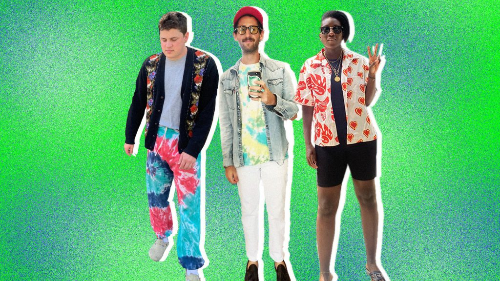 What GQ's Editors Are Wearing to Digital Fashion Week