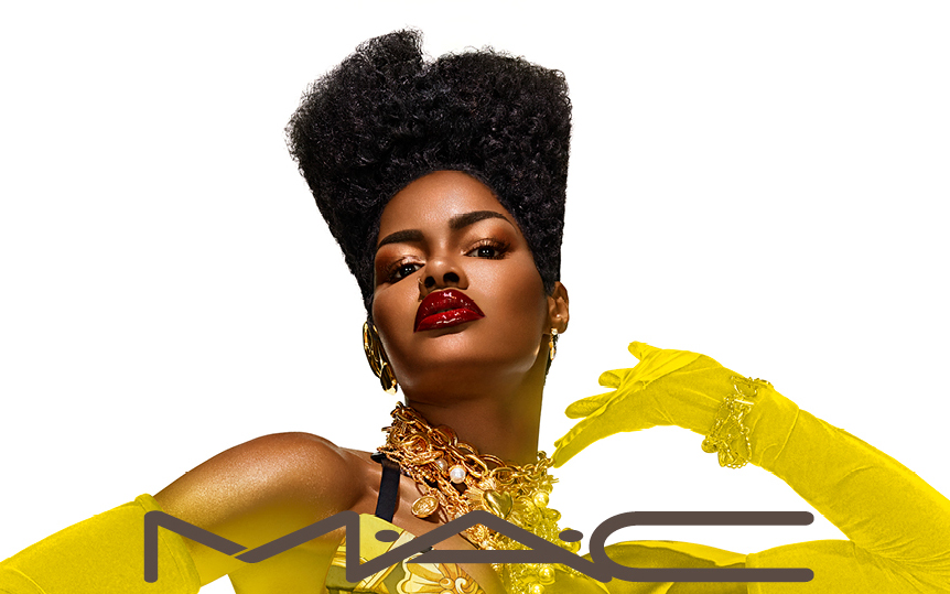 Triple Threat Teyana Taylor is Dropping a MAC Cosmetics Collection