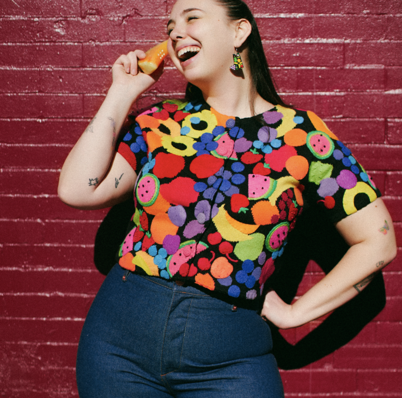 Get To Know Emma Zack, the Founder of Vintage E-comm Site, Berriez