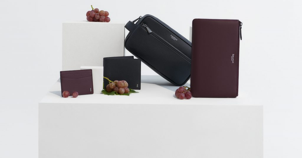Serapien Launches Eco-friendly Leather Alternative Made From Grapes