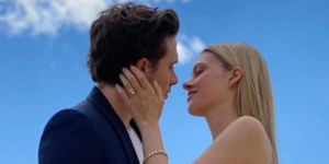 Brooklyn Beckham Confirms Engagement to Nicola Peltz on Instagram