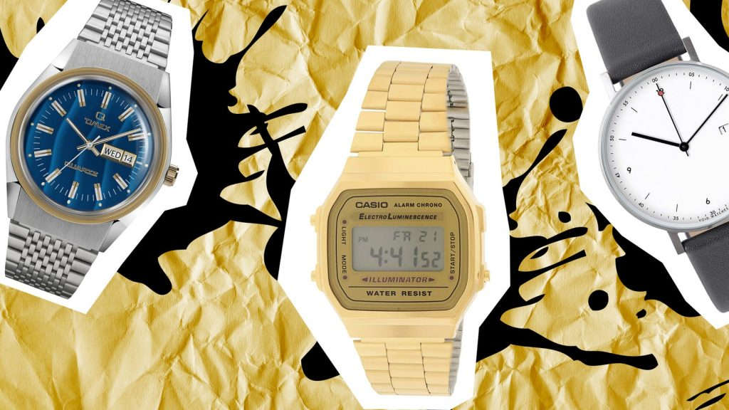 19 Cheap Watches for Men That Don't Look the Least Bit Cheap