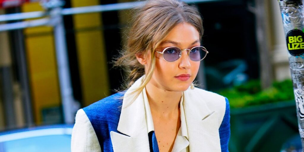 See New Photo Gigi Hadid's Dad Shared of Her During Her Pregnancy
