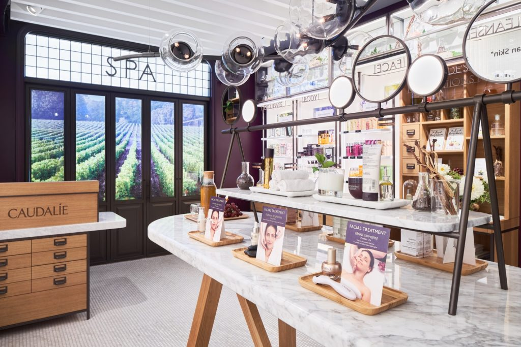 Caudalie Opens First Canadian Flagship Boutique Spa in Toronto