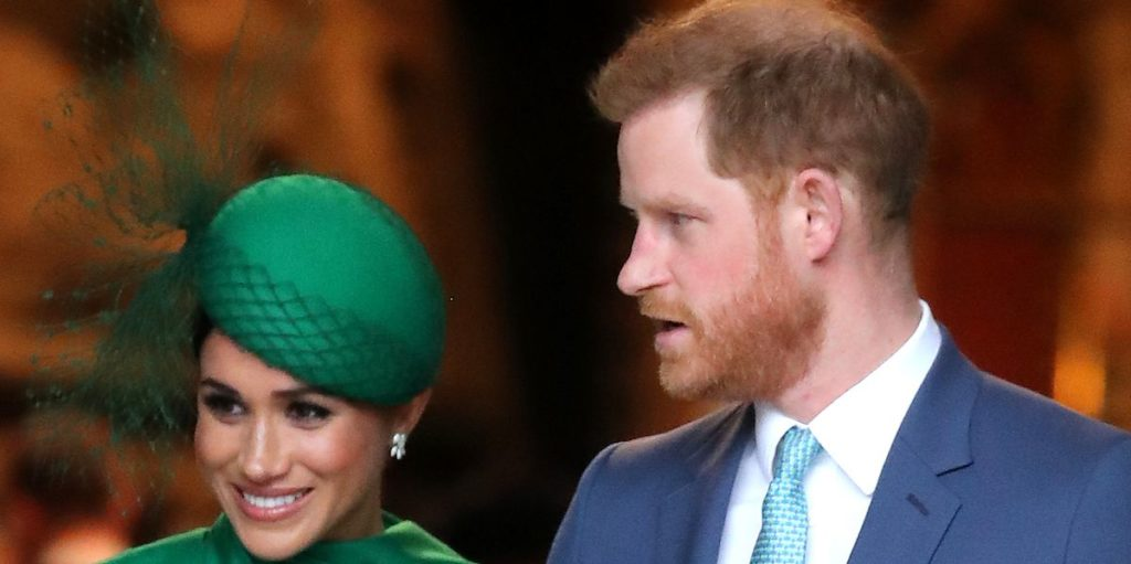 Prince Harry and Meghan Markle Have Shut Down Their Charity