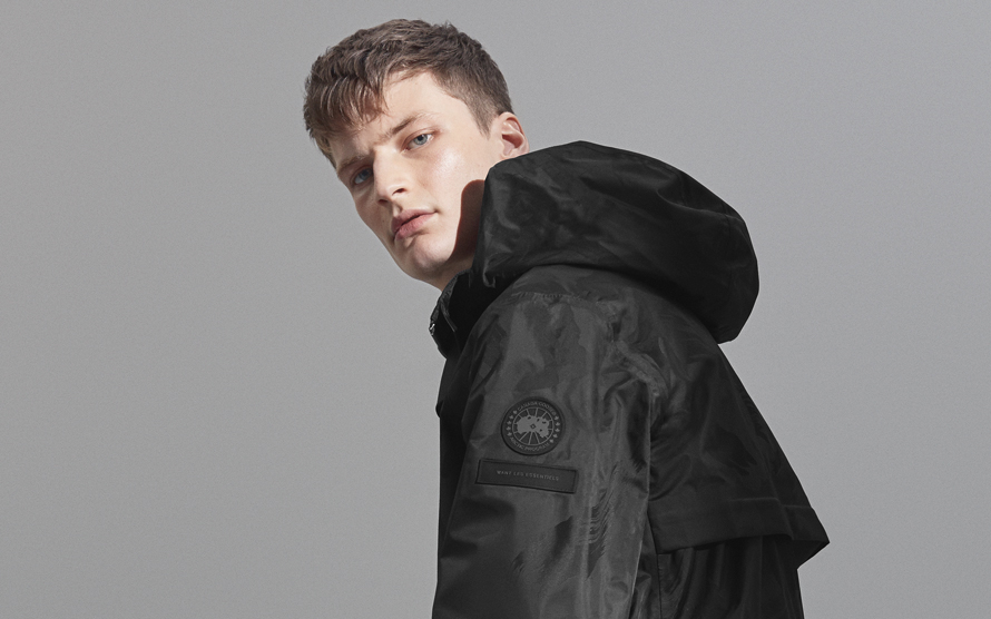 Canada Goose and WANT Les Essentiels Team Up on Capsule Collection