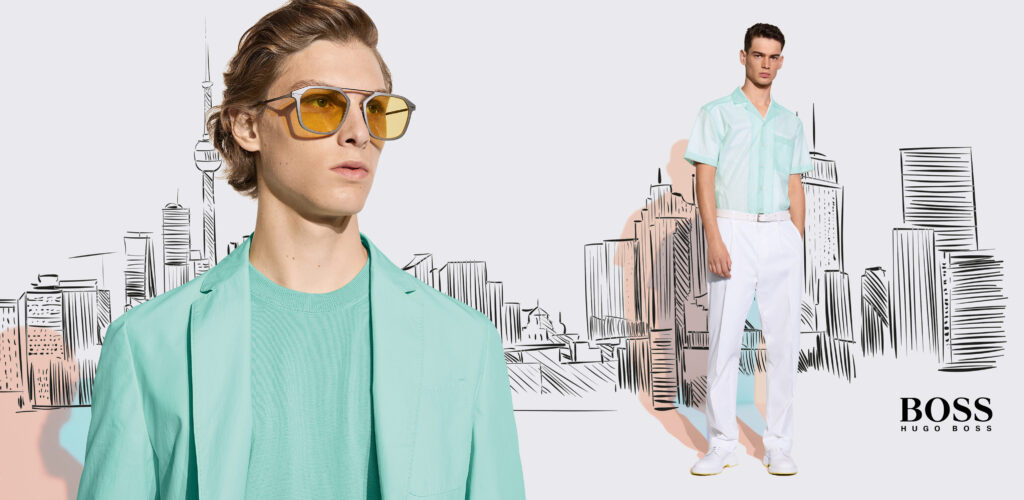 Hugo Boss Launches New E-commerce Site for Canada