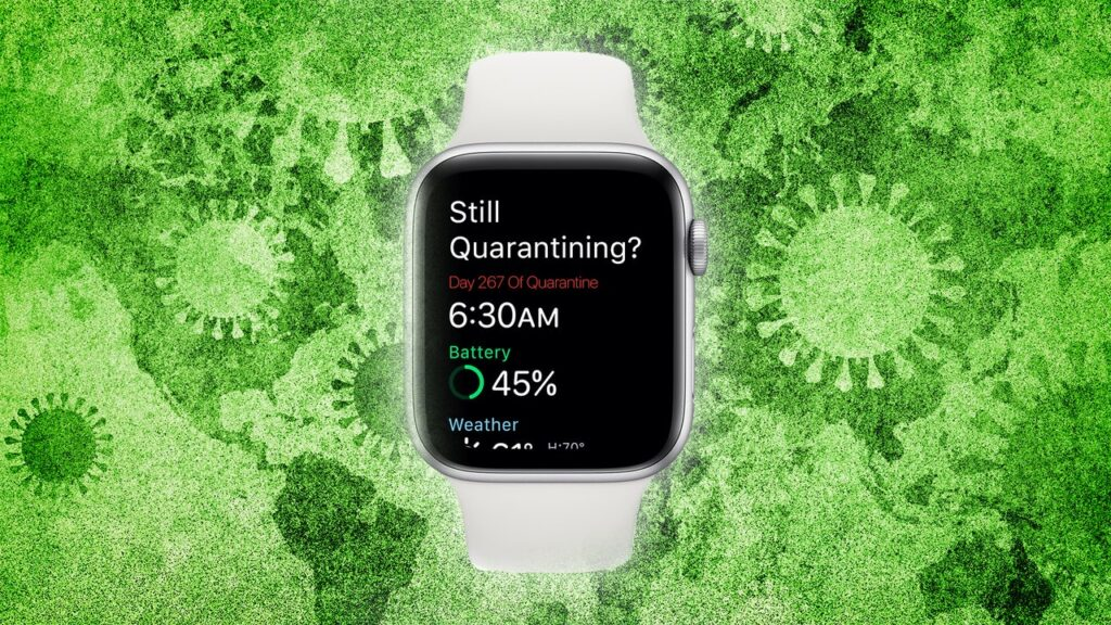 How the Apple Watch Helped Me Take Care of Myself Again