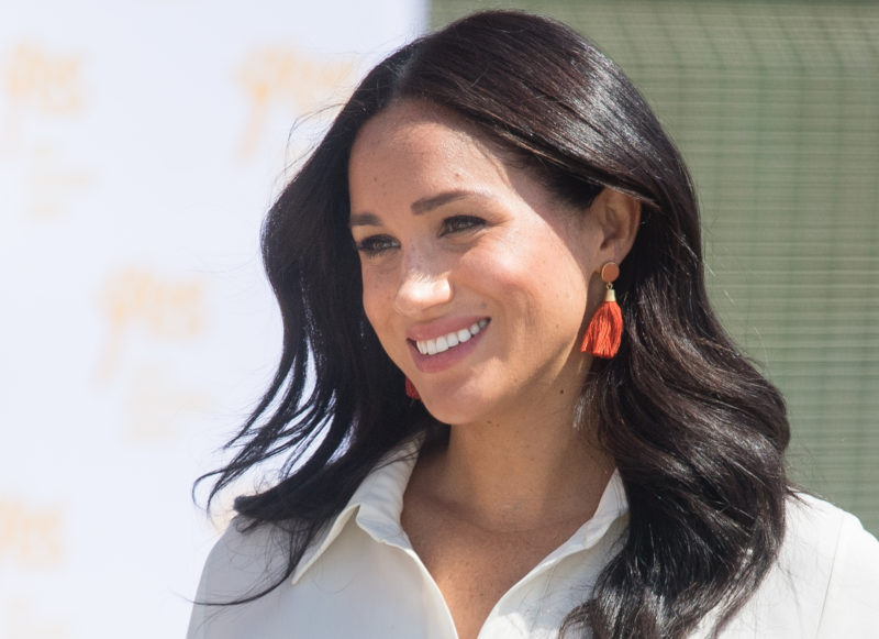 Here's Why Meghan Markle is Moderating an Interview This Week