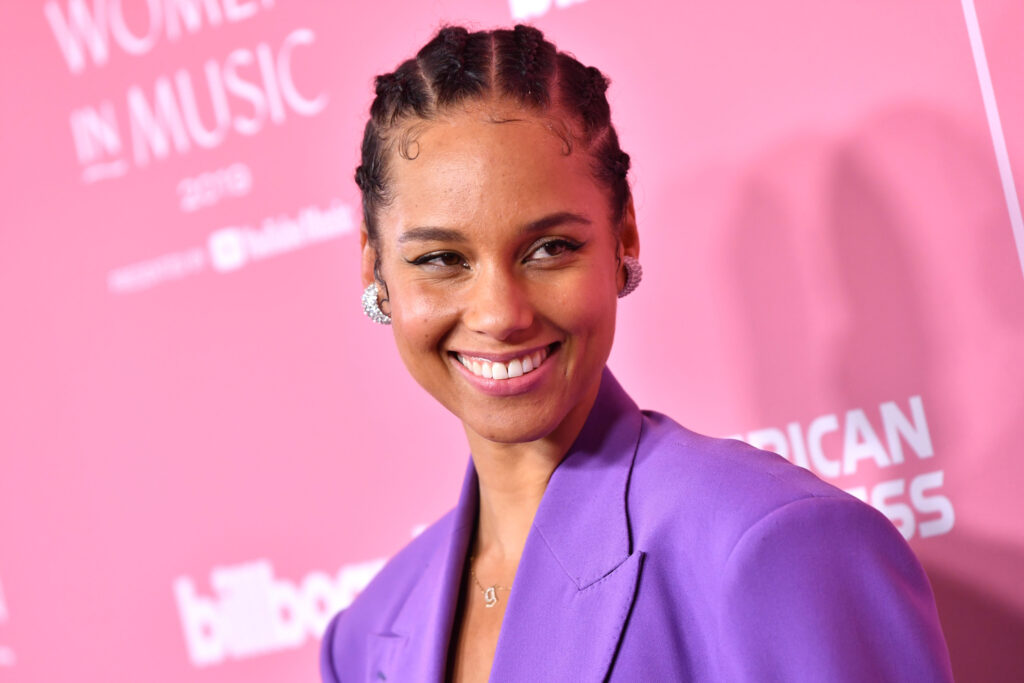 Alicia Keys is Gearing Up to Launch Her Own Beauty Brand
