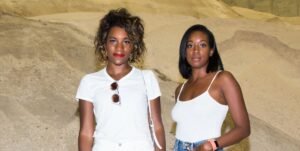 Chrissy Rutherford and Danielle Prescod Launch 2 Blacks Girls