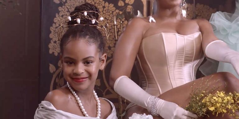 Blue Ivy Carter Sings On Beyoncé's Black Is King