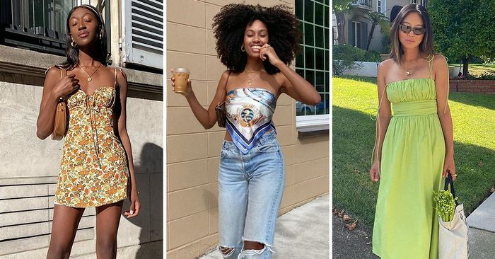 9 Comfortable Summer Outfits That Are So Simple to Throw On