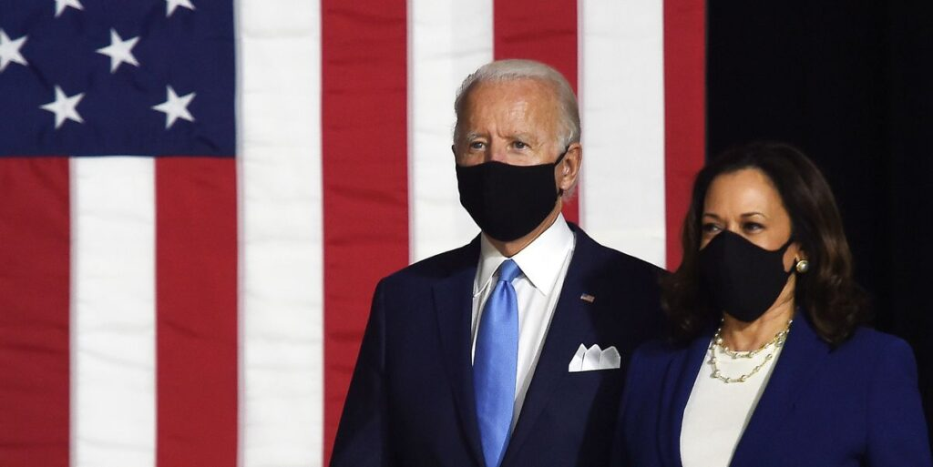 Key Quotes From Joe Biden and Kamala Harris' First Joint Appearance as Running Mates