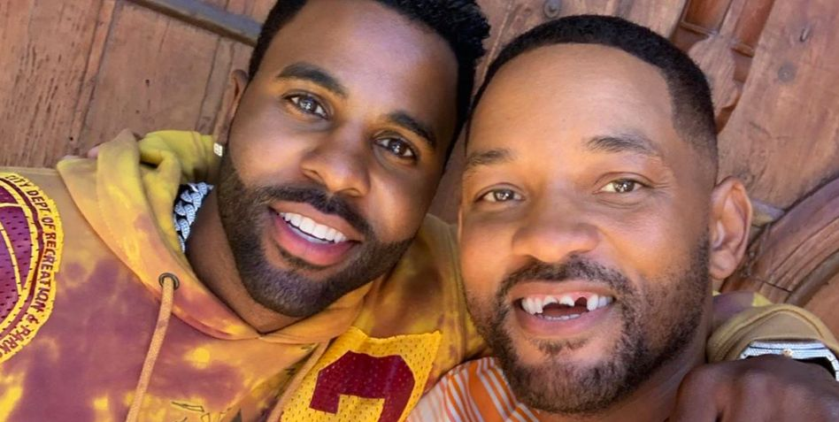 Jason Derulo Broke Will Smith's Teeth in a Game of Golf