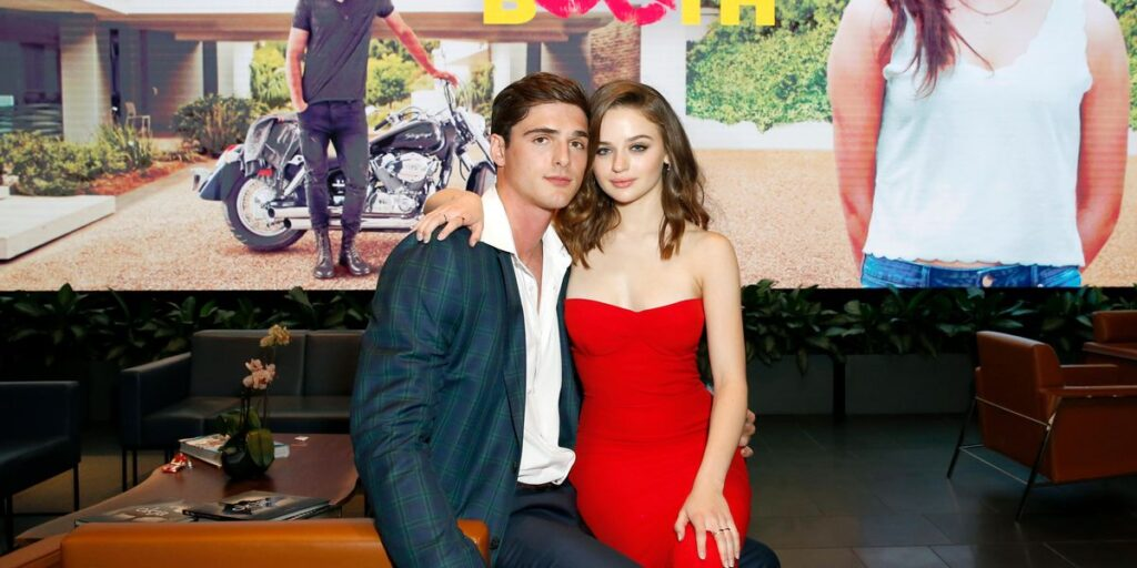 Joey King Says She 'Couldn't' Date Another Actor After Breakup With 'Kissing Booth' Co-Star Jacob Elordi