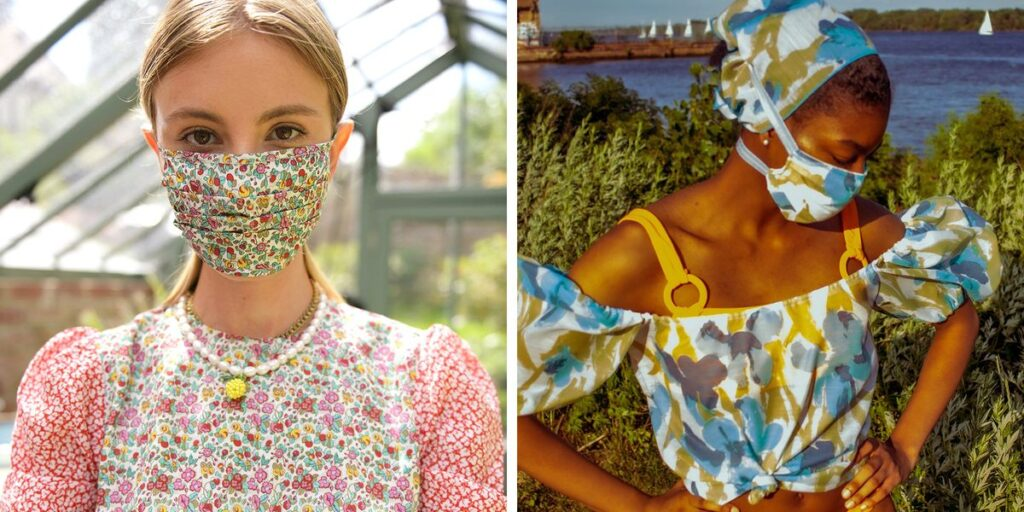 11 Designers Who Are Making Accessories to Match Your Mask