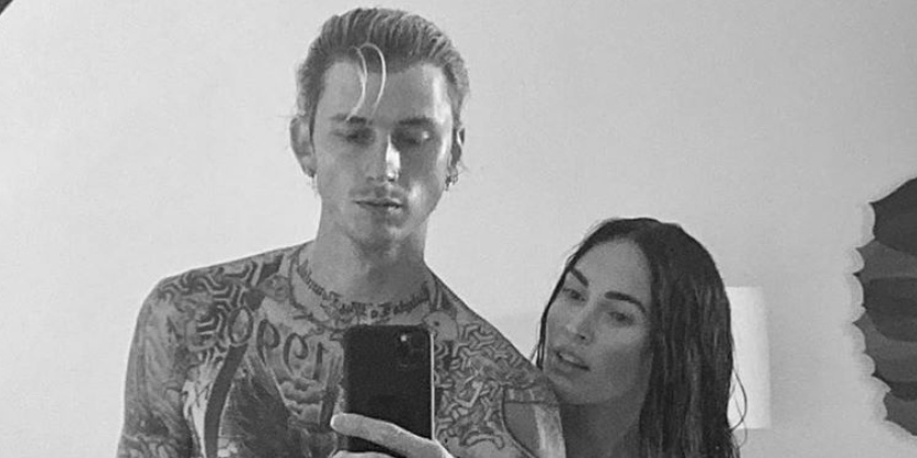 Machine Gun Kelly Says Megan Fox Is the Only Person He Wants to Date