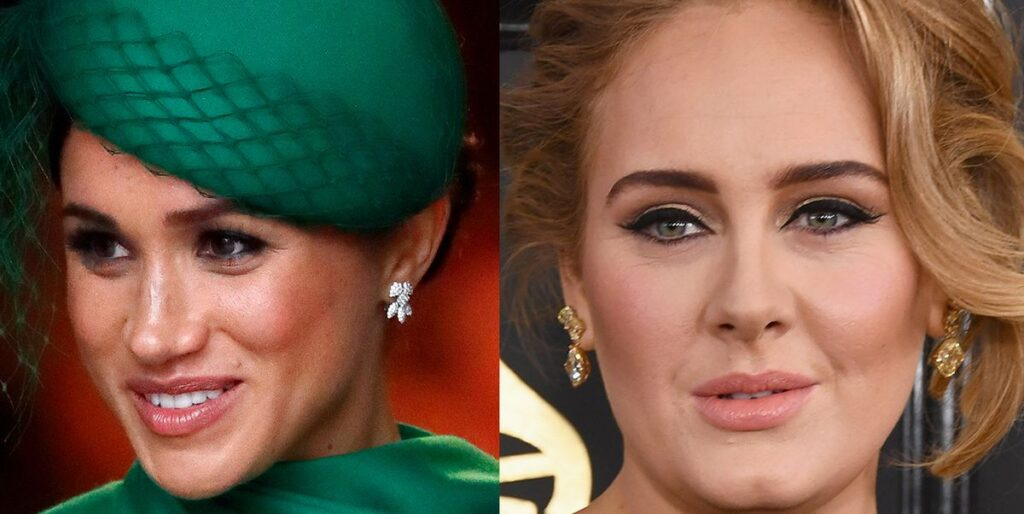 What Meghan Markle's Friendship With Adele Is Actually Like