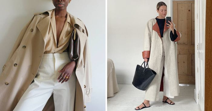 This Pale Beige Autumn Trend Looks So Chic