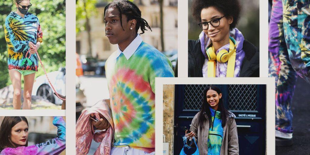 Tie Dye Trend 2020