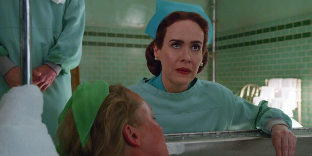 What Is Netflix's Ratched? Sarah Paulson in Ratched Series News, Release Date, Cast, Spoilers