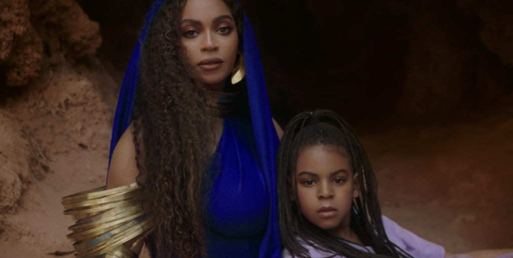 Is Blue Ivy in 'Black Is King'?