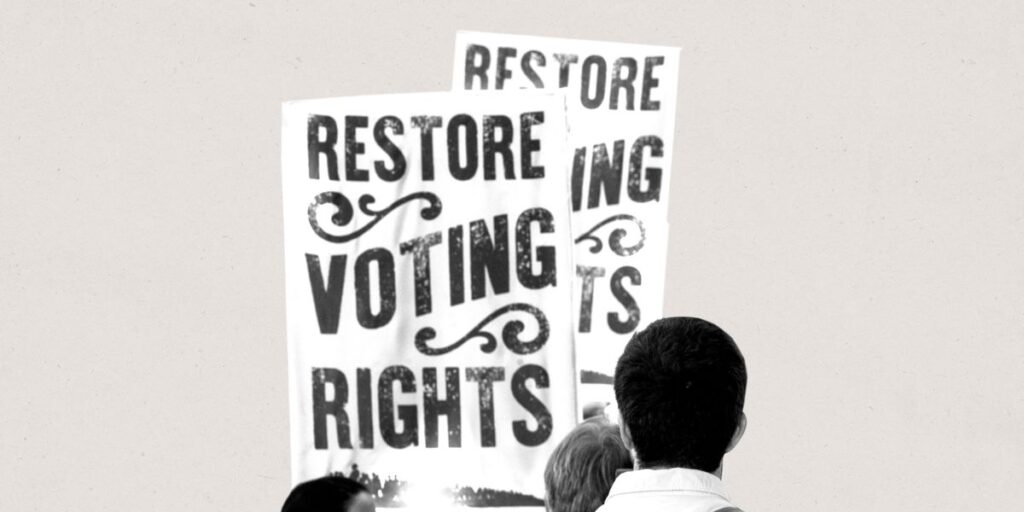 Our Work Is Not Done Until We End Voter Suppression