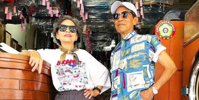 Taiwan's Elderly Instagram Style Stars Talk Their Newfound Fame