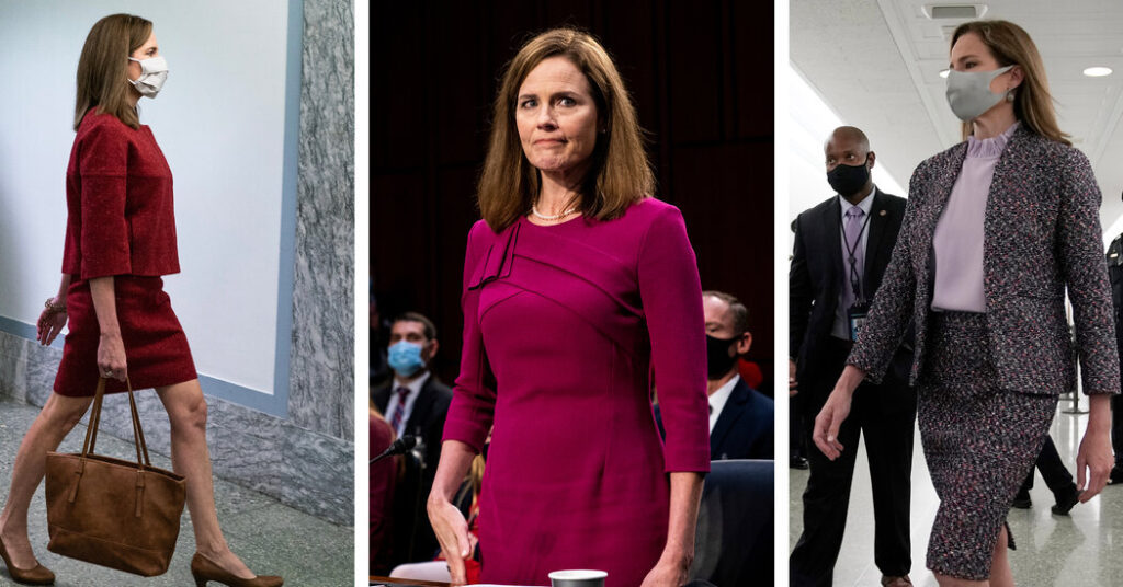 Amy Coney Barrett's Confirmation Hearing Style: What It Means