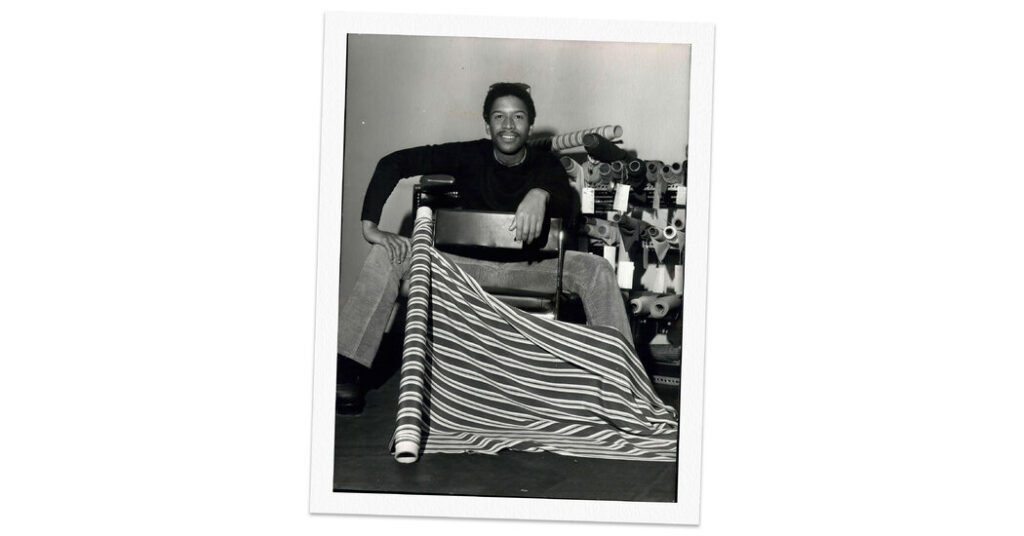 Overlooked No More: Jay Jaxon, Pioneering Black Designer of French Couture