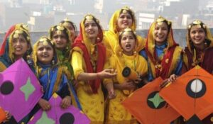 Lohri Fashion At Its Best With Patiala Elements