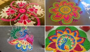 Usher In Festive Cheer This Sankranthi With These 7 Kolam Designs!