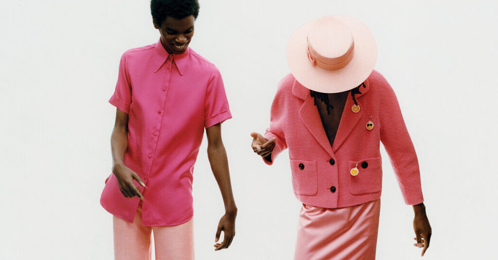 Spring Designs That Will Have You Tickled Pink