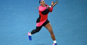 Serena Williams's Catsuit Already Won the Australian Open