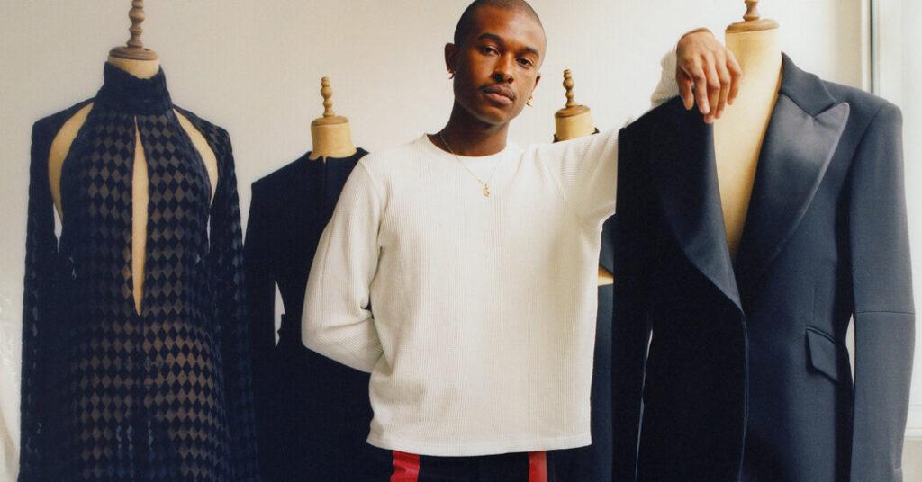 A Designer Who Celebrates West Indian Elegance
